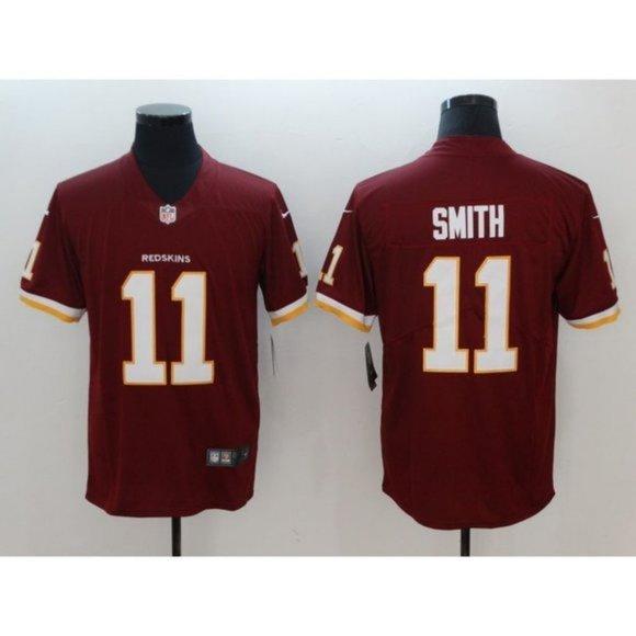 Washington Redskins Alex Smith Jersey